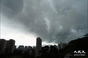 天文台取消黃色暴雨警告信號 料下午及晚上有狂風暴雨
