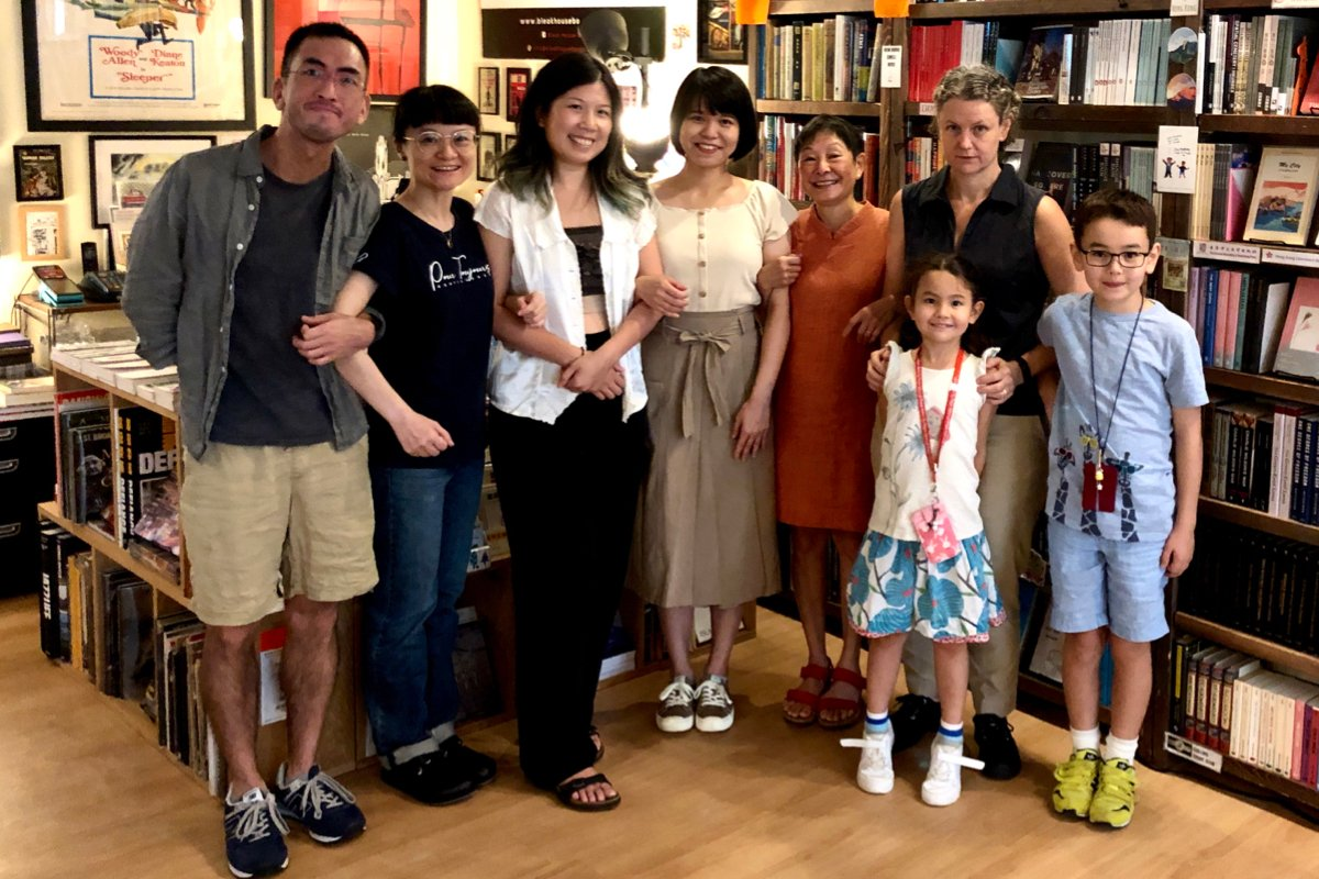 獨立英文書店清明堂(Bleak House Books)老闆溫敬豪昨日(29日)在Facebook上正式宣布,書店將於10月15日結業,直言是香港政治環境因素而作出離港決定。(Bleak House Books Facebook)