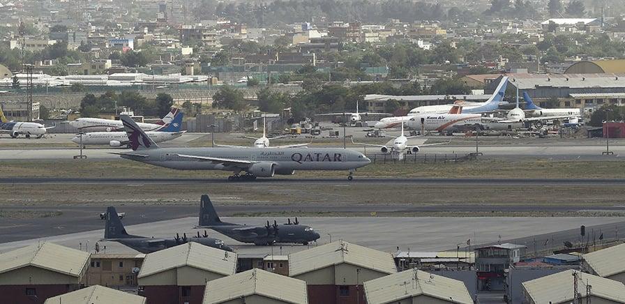 美國務院要求美國公民 立刻離開喀布爾機場區域