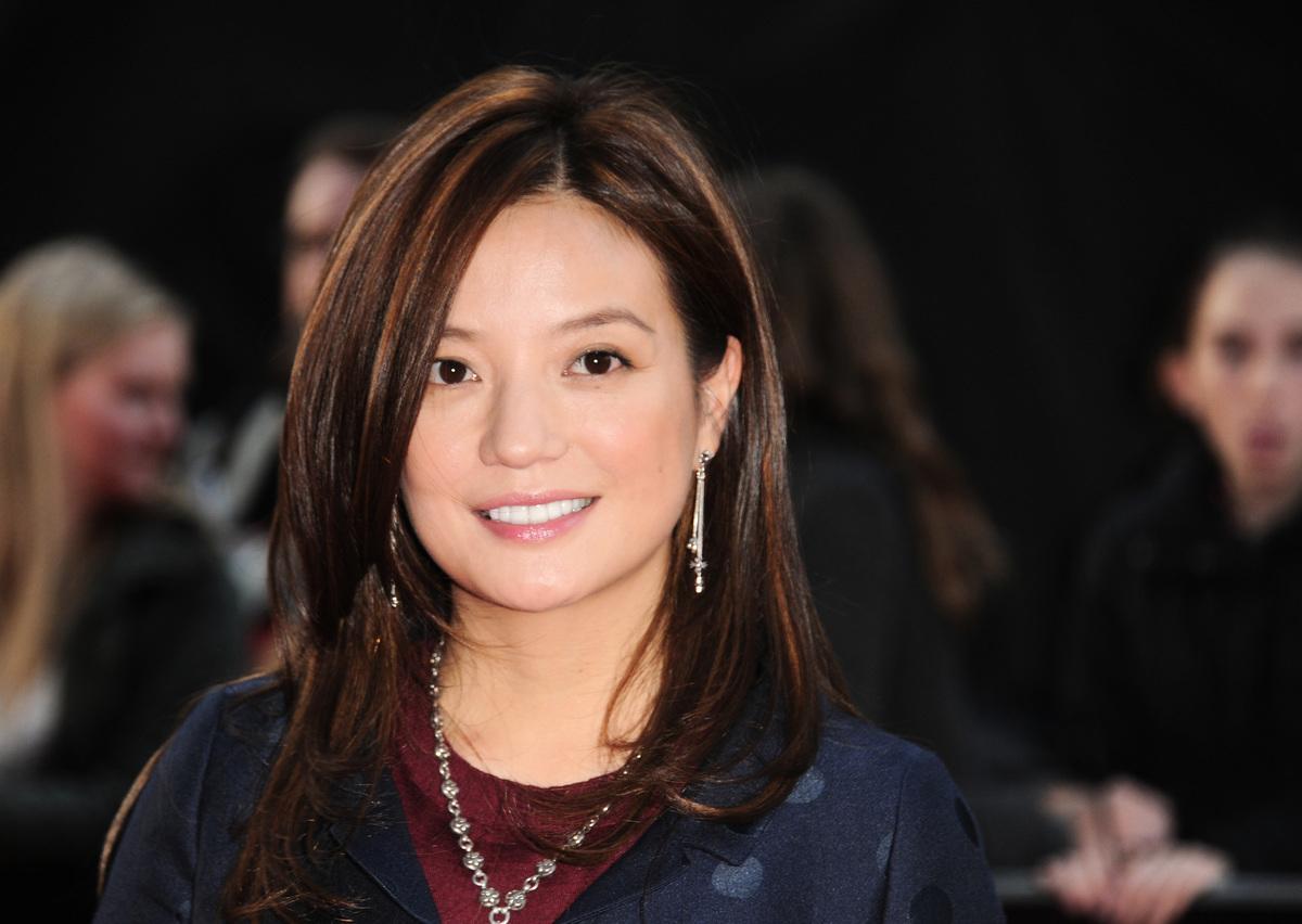 2013年10月17日,趙薇帶著導演處女作《致青春》(So Young)參加第57屆BFI倫敦電影節。(Stuart C. Wilson/Getty Images for BFI)