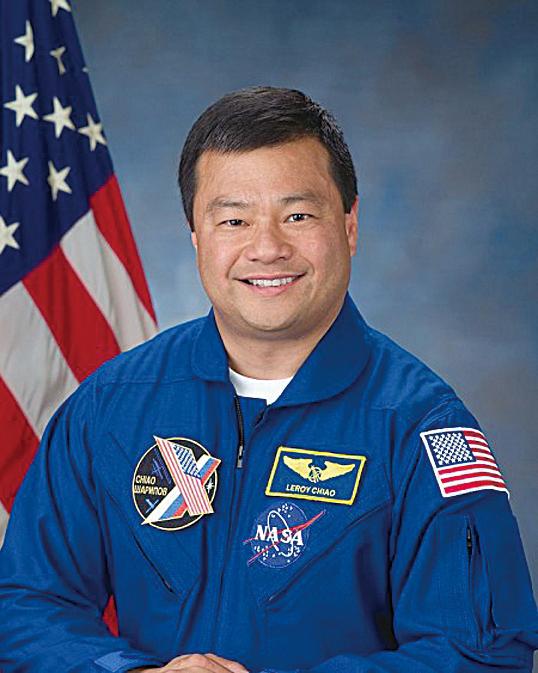 華人太空人: 宇宙處處有生命