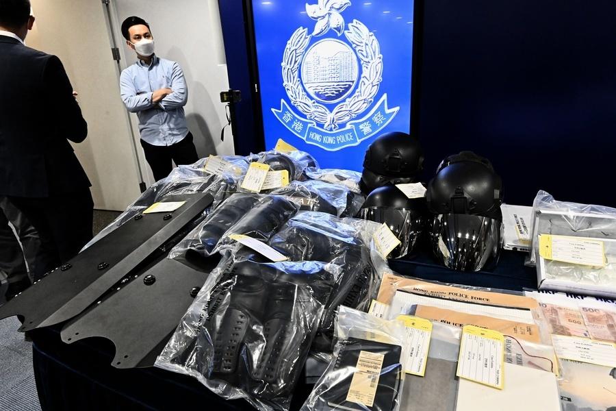 光城者案 再有17歲女子被控「串謀恐怖活動」 今日提堂