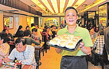 米芝蓮餐廳老闆麥桂培表示,成功的秘訣在於做好自己的本份,以低價提供美食。(大紀元資料圖片)