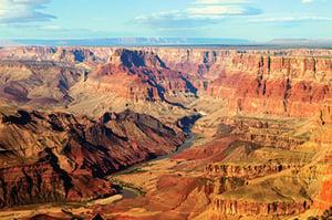 新研究 美國大峽谷著名未解之謎