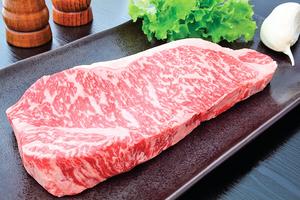 3D打印造出和牛牛肉 可訂製雪花紋路