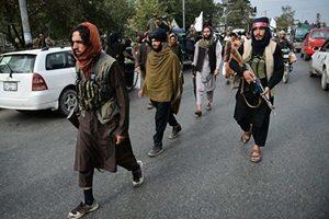 印媒:中共與塔利班結盟 東伊運或效忠ISIS-K