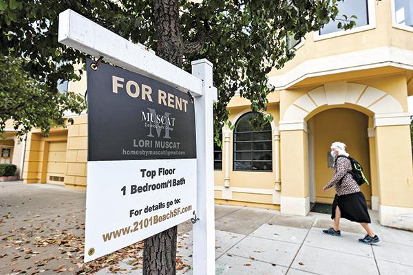 美獨立屋租金七月漲一成三