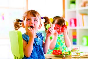 讓小孩吃更多蔬菜的方法