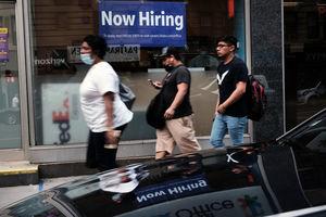 美首領失業救濟人數勝預期 上周回升後今降至34萬