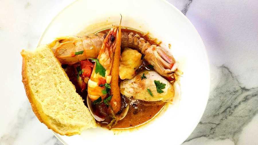 【美食「達」人】法式湯品沙律甜點製作 蔬果海鮮的鮮甜秘訣