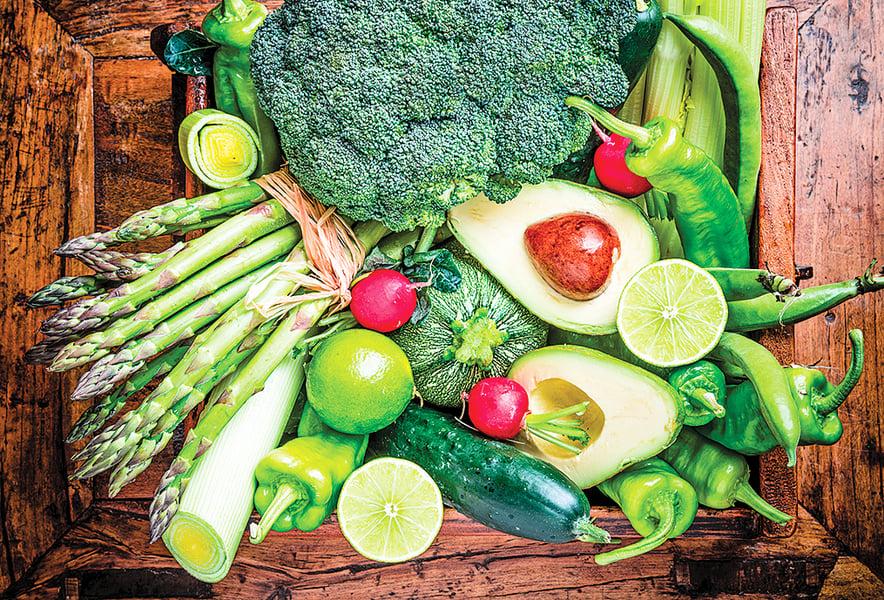 哪些蔬果殘留農藥最少? 美公布15種「最乾淨蔬果」排行