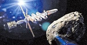 小行星價值千萬兆美元 科學家已摸清其溫度分布
