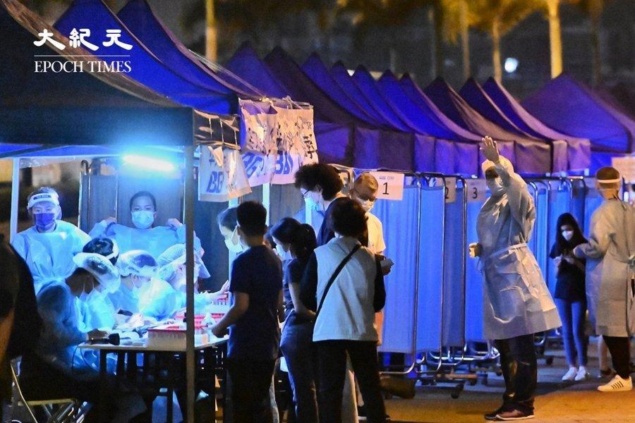 華大基因機場檢測走漏染疫者 當局未公布 昨獲准復辦採樣站