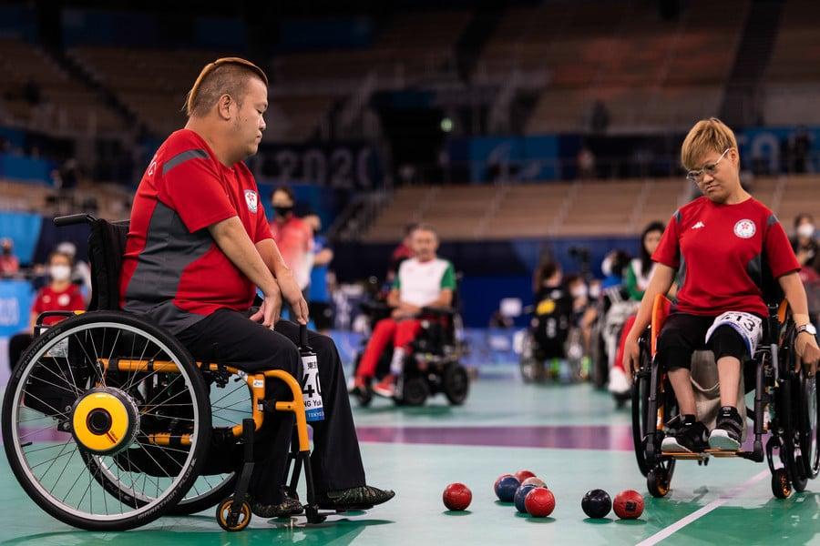東京殘奧 | 港隊晉身硬地滾球混合雙人賽決賽 爭首枚金牌