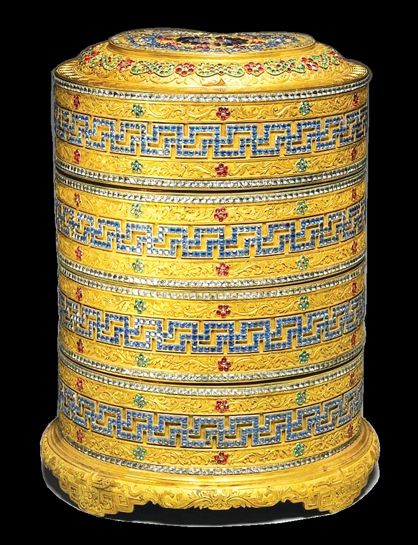 中國傳統紋樣擷趣——取材自天界的圖紋