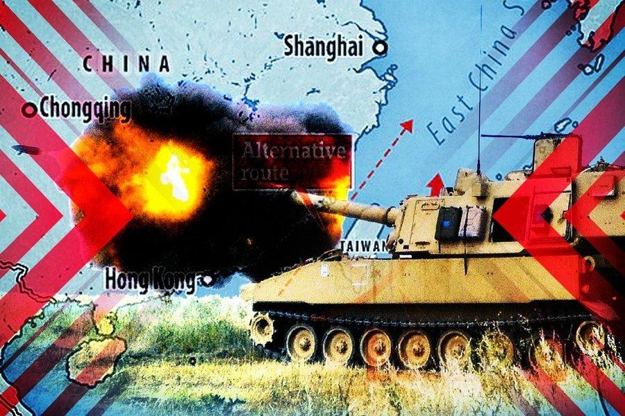 台國防部「中共軍力報告書」示警訊 台灣積極備戰