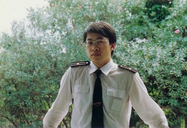 前北京空軍少校胡志明(大紀元)