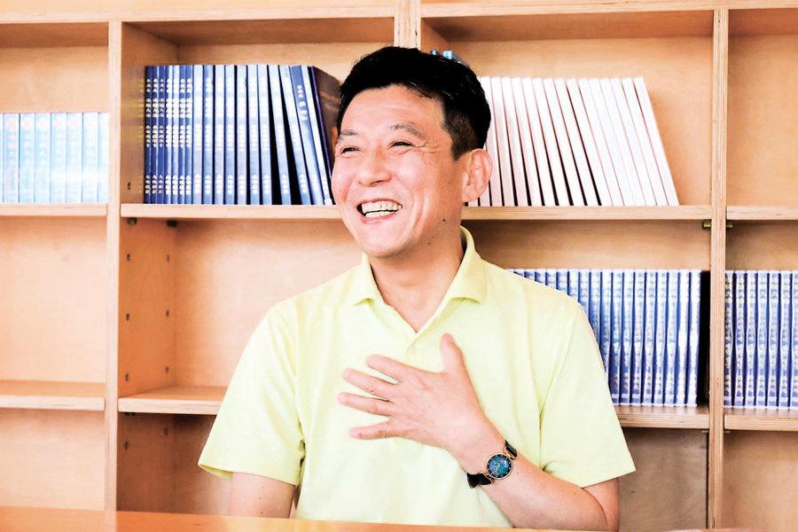 韓國著名電視編劇 脫胎換骨的神奇經歷