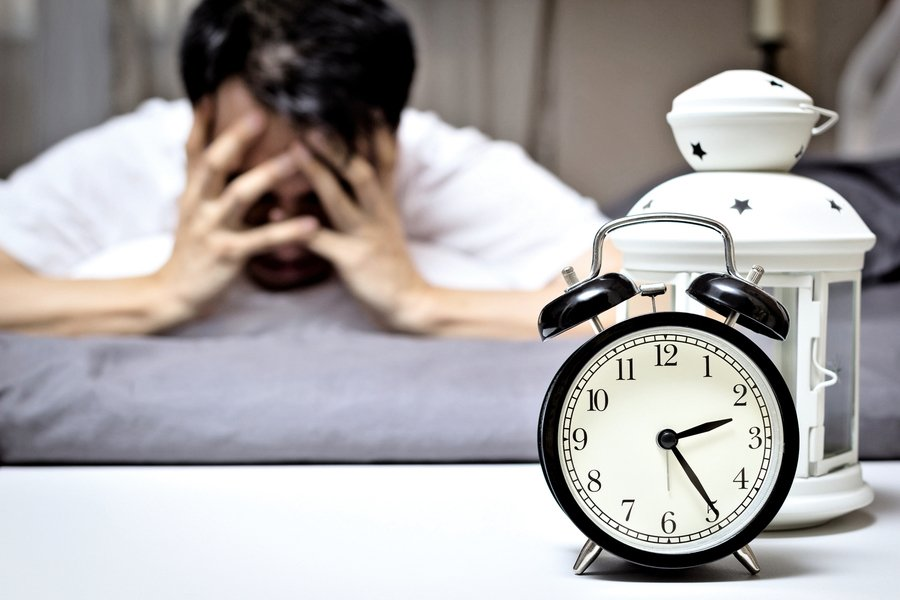短期失眠 先從改變生活方式做起