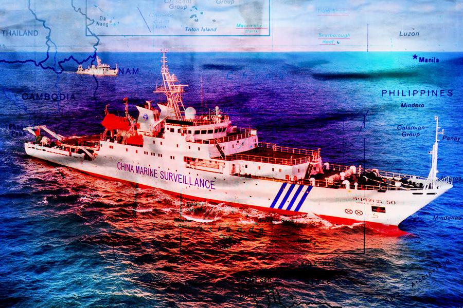 【軍事熱點】中共海洋擴張 威脅國際航道