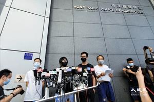 支聯會警總遞信拒交資料 重申非「外國代理人」 鄒幸彤:港人要繼續抗爭