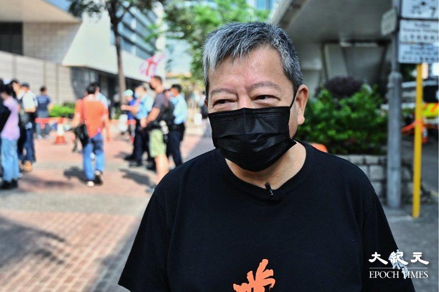 李卓人獄中發文致警務處處長 不接受「外國代理人」指控促收回