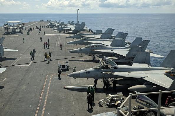 南海角力臨近攤牌 美軍機連續兩天黃海抵近偵察