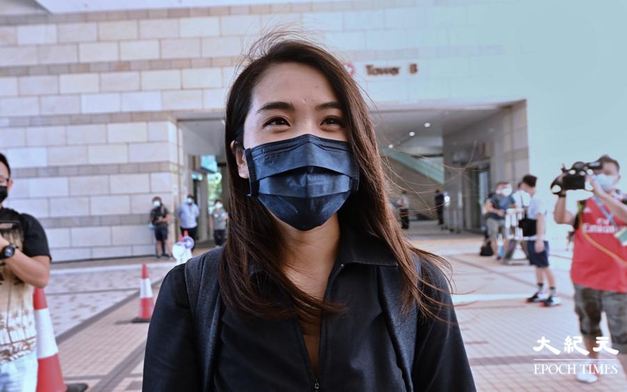 47人案|何桂藍申請保釋9月再訊 要求法庭撤銷報道限制
