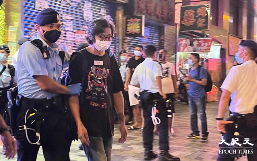 【突發】3百多名警員突擊圍封重慶及美麗都大廈 最少拘捕20人