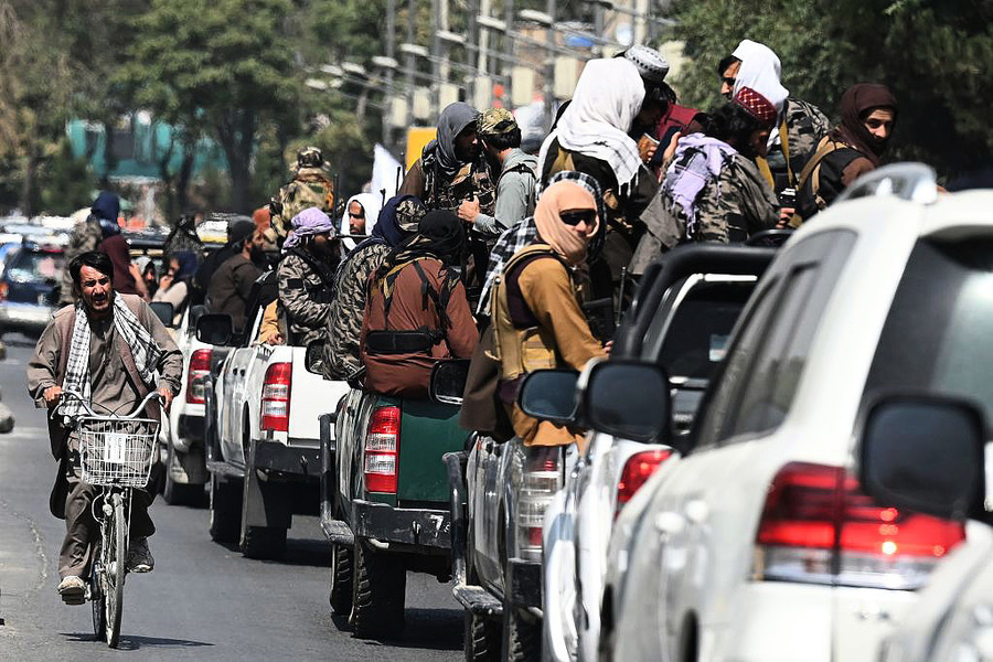 塔利班新政府成立大會 中共拒答是否獲邀參加