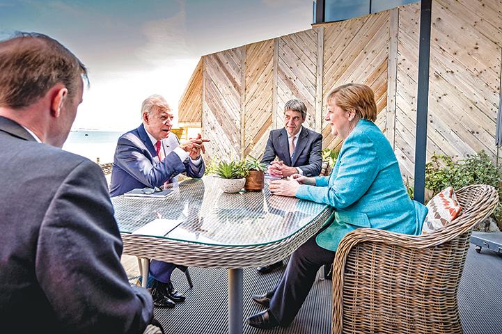 德駐華大使上任兩週驟逝 分析:默克爾對華政策受挫