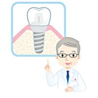 缺牙恐陷活動假牙症候群 一日全口重建 植牙助新生