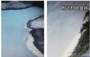 湖北長江附近白茫茫一片 總磷濃度超標3474倍