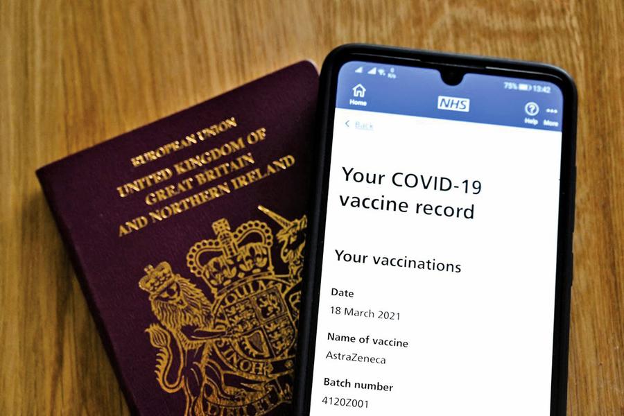 為打開國門做準備 澳洲10月將推國際疫苗護照