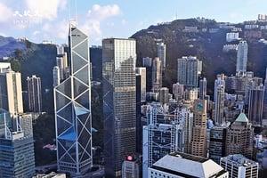 報告:首八個月甲廈租金近持平