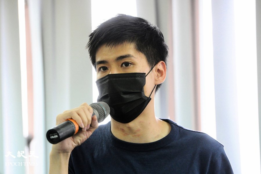 岑敖暉FB透露 因周梓樂逝世半年貼文被加控