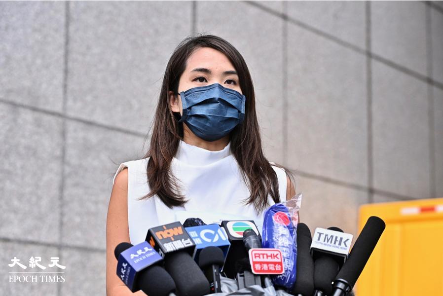 何桂藍申請解除報道限制被拒 法官今解釋原因