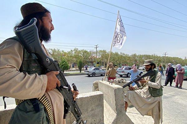 塔利班宣布臨時政府名單 恐怖份子任內政部長