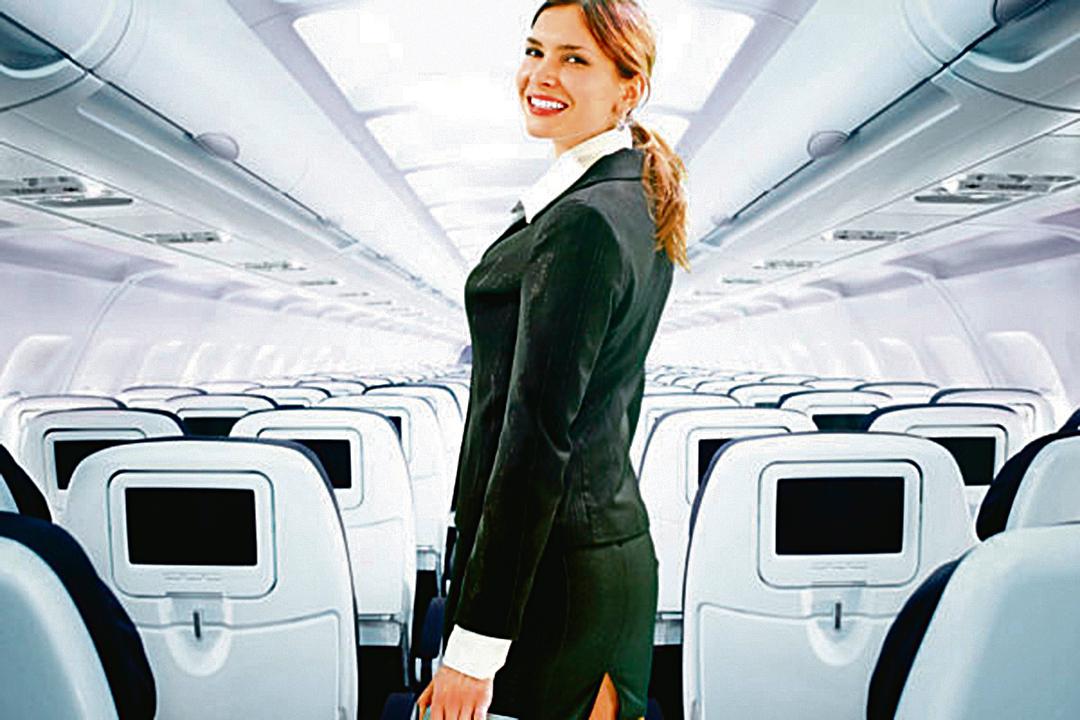 有網民最近在Quora網站分享一些空中服務員知道但乘客未必知道的事情。(Fotolia)