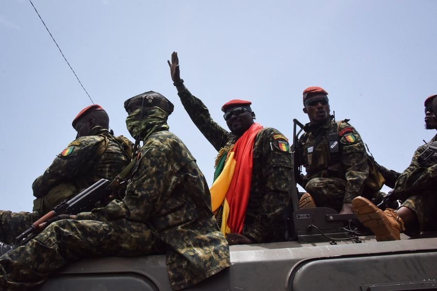 畿內亞軍事政變 專家析中共罕見強硬表態內情
