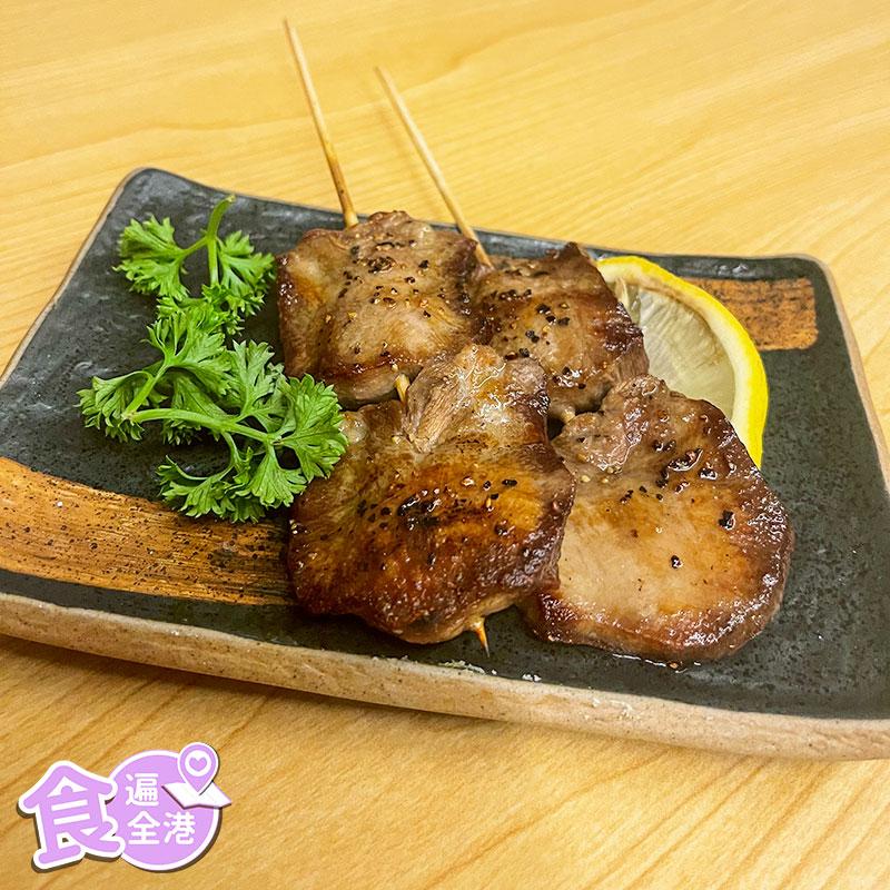牛舌串燒。(Yuki提供)