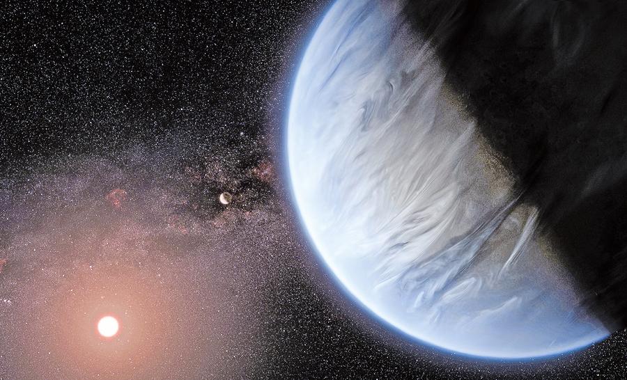 宜居行星新目標:迷你海王星