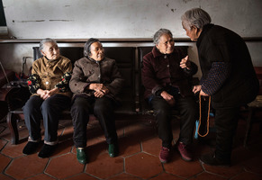 半壁中國近「深度老齡化」