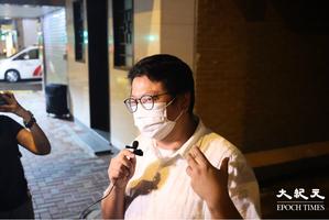 《幻愛》私人放映會遭票控  朱江瑋籌款助打官司:不讓事件成為傳播恐懼的肥料
