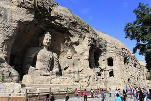 石窟藝術的歷史隱語