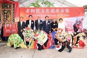 文化節古建築見證香港史