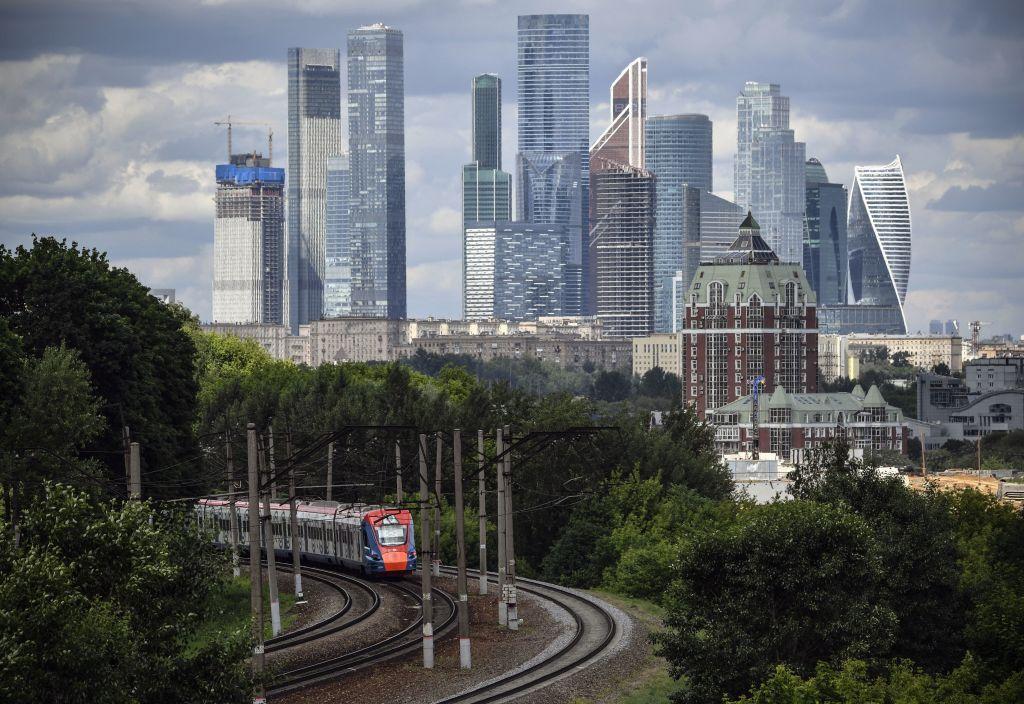 俄羅斯近日公布多項重要經濟數據,7月GDP按年上升4.7%與失業率報4.5%。(ALEXANDER NEMENOV/AFP via Getty Images)