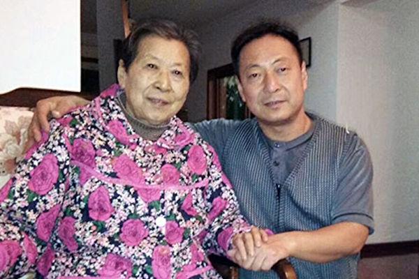 南京師範學者被控「煽動顛覆」 母親旁聽為兒自豪