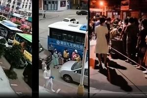 福建莆田疫情升級 大批學生遭集中隔離(影片)