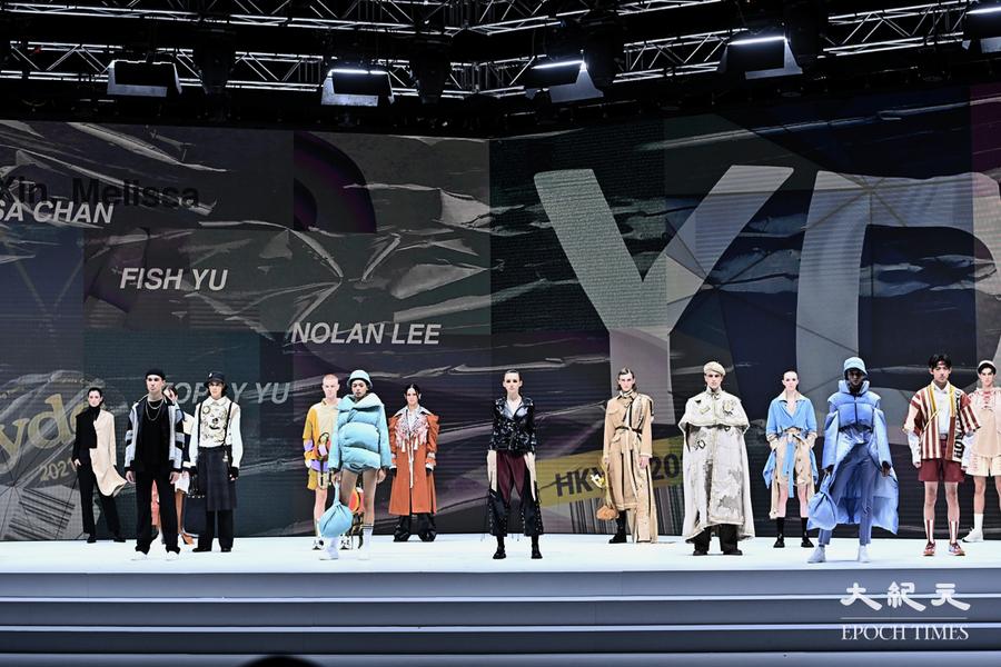 2021港青時裝設計賽冠軍誕生